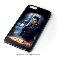 David Tennant iPhone 4 4S 5 5S 5C 6 6 Plus , iPod 4 5  , Samsung Galaxy S3 S4 S5 Note 3 Note 4 , and HTC One X M7 M8 Case