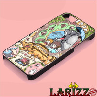 My Neighbor Totoro (2) for iphone 4/4s/5/5s/5c/6/6+, Samsung S3/S4/S5/S6, iPad 2/3/4/Air/Mini, iPod 4/5, Samsung Note 3/4 Case *007*