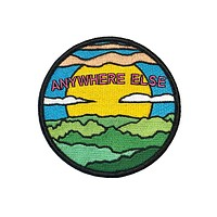 Anywhere Else Patch