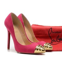 CL Christian Louboutin Fashion Heels Shoes-199