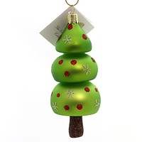 Golden Bell Collection Mod Christmas Tree Ornament Grinch - NVV064