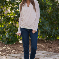 Layered Love Top, Ivory