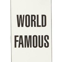 World Famous iPhone 5 Case - Multi