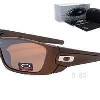 OKEY AA Sports Sunglasses for men women Baseball Running Cycling Fishing Golf Tr90 Durable Frame [2974244780]