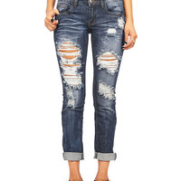 Slow Joe Ankle Denim