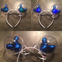 Mickey Balloon Inspired Mouse Ears