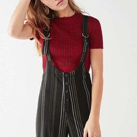 UO Billie Suspender Overall | Urban Outfitters