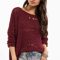 Getting Knitty Sweater $30