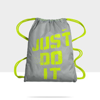 Check it out. I found this Nike Graphic Kids' Gymsack at Nike online.