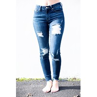 Ellie Distressed Kancan Jeans
