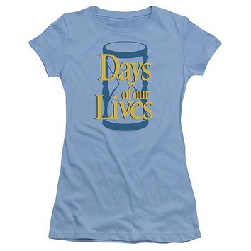 T-Shirts Sizes S-2XL New Days of Our Lives Hourglass Juniors T-Shirt