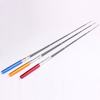 Super Mini Fishing Pole Rod Saltwater Travel Spinning Rods