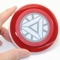 QI Wireless Charging Charger Power Pad Superman For iPhone for Samsung Galaxy Note4 for LG Nexus for Nokia