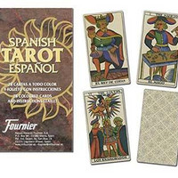 Spanish Tarot By Lo Scarabeo
