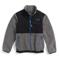 Boy's The North Face 'Denali' Recycled Fleece Jacket
