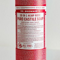 Dr. Bronner's Pure-Castile Large Liquid Soap | Urban Outfitters