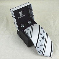 Boys & Men Louis Vuitton Classic Formal Tie Necktie
