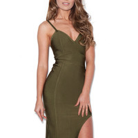 Liana Bandage Dress
