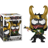 Funko Pop! Marvel Venomized Loki #368