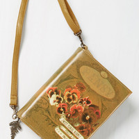 Seeds Like Yesterday Bag | Mod Retro Vintage Wallets | ModCloth.com