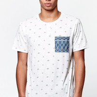 Jamal Henley Pocket T-Shirt