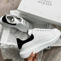 Alexander Mcqueen Hot Sale Woman Leisure Sport Shoes Sneakers
