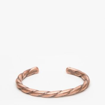 Cause And Effect Twisted Copper