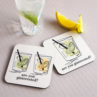 Are you Ginterested coaster?