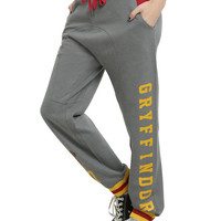 Harry Potter Gryffindor Girls Jogger Pants