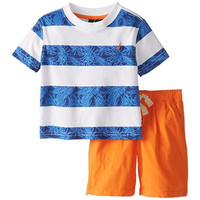 Nautica Baby Boys 2PC Short Outfit