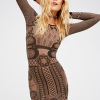 Free People Now You See Me Bodycon