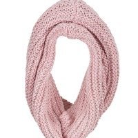 Infinity Scarf With Sparkle