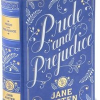 Pride and Prejudice (Barnes & Noble Leatherbound Classics Series)