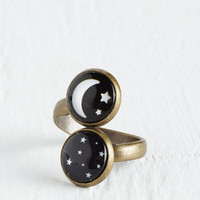 Boho Spaced Haute Ring by ModCloth