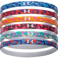 Under Armour Girls' Graphic Mini Headbands