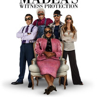 Tyler Perry's Madea's Witness Protection Movie 2012 Used DVD