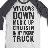 Windows Down Music Up (Country Life