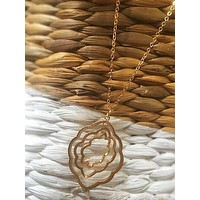 Beneath The Layers Necklace