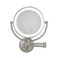 Round LED Lighted Wall Mirror