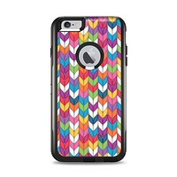 The Color Knitted Apple iPhone 6 Plus Otterbox Commuter Case Skin Set