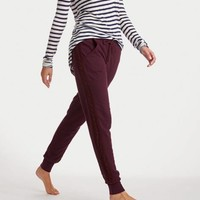 Aerie Cable Knit Skinny Jogger