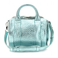 Alexander Wang ROCKIE STUDDED LEATHER TOTE