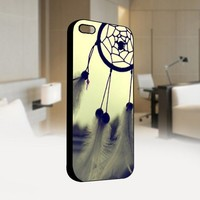 Dream Catcher Sky - For IPhone 4 or 4S Black Case Cover