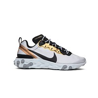 Nike Men's React Element 55 Gold Ranger