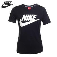 Original New Arrival 2018 NIKE WoSportswear Essential Women's T-shirts short sleeve Sportswear