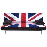 Buy John Lewis Patriot Union Jack Sofa Bed online at JohnLewis.com