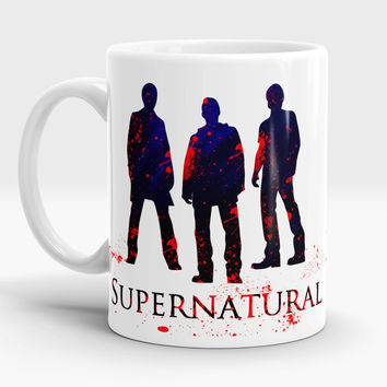 Supernatural Coffee Mug