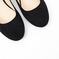 FOREVER 21 Round Toe Ballet Flats