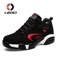 Lovers Winter Sport Shoes Warm Running Shoes Men Sneakers Fur Women Trainers Outdoor Jogging Footwear Walking Athletics Shoes
