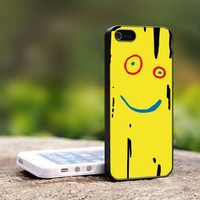 Mr Plank Smile - For iPhone 5 Black Case Cover